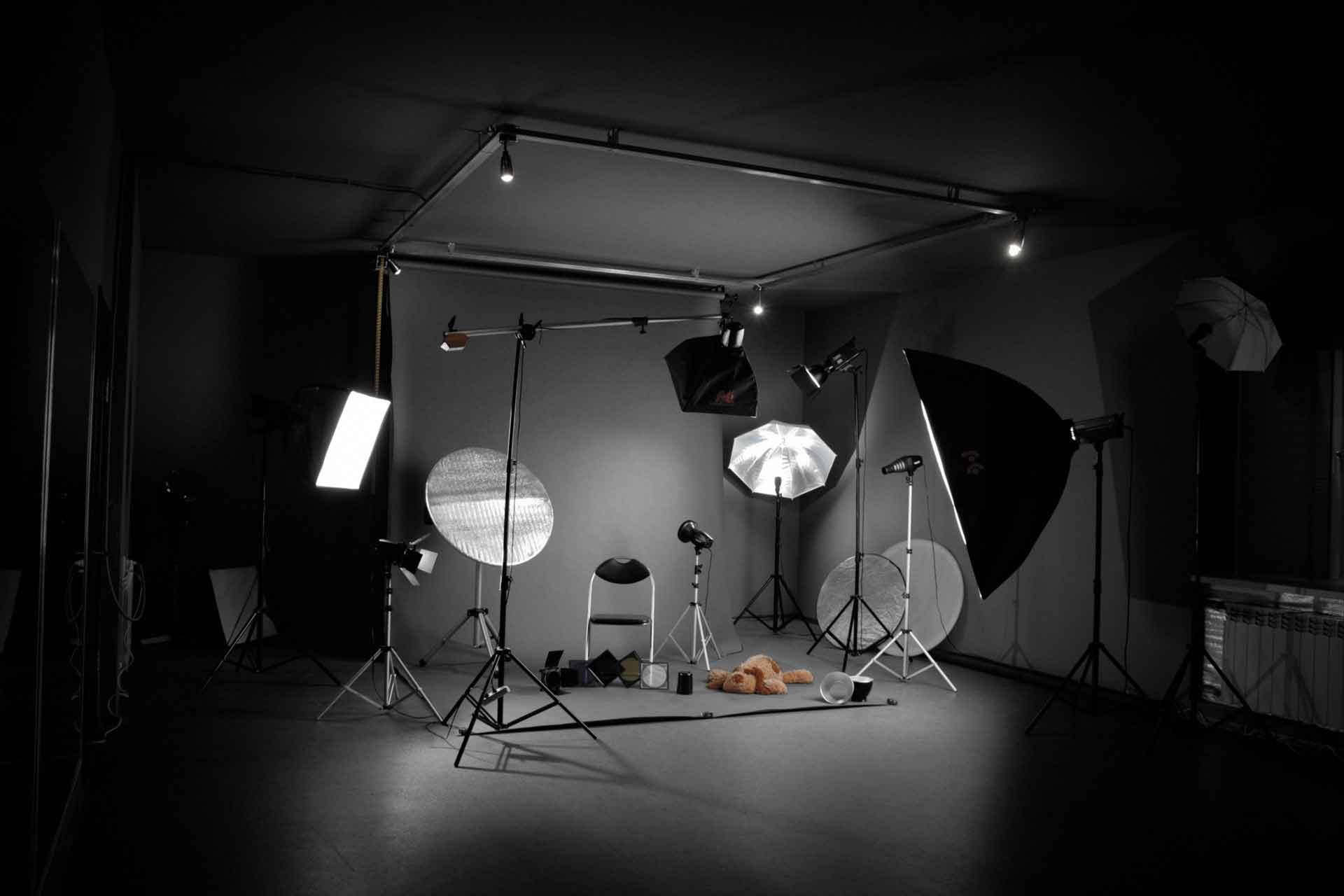 делать свою свет для студийной фотосъемки практикуемого том